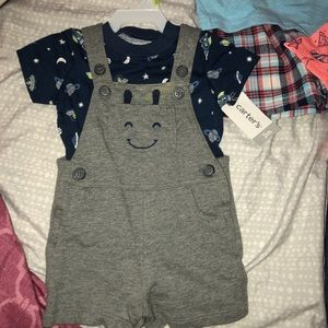 Baby boy Clothing 3-12 months